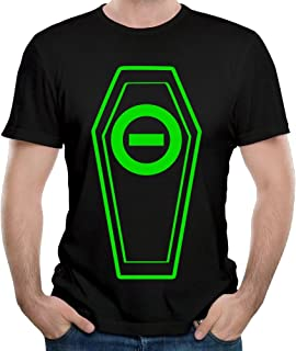 Mans Type O Negative Funny Short Sleeve Top Shirts Young Particular Shirts Black