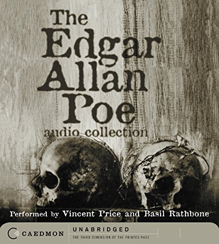The Edgar Allan Poe Audio Collection audiobook cover art