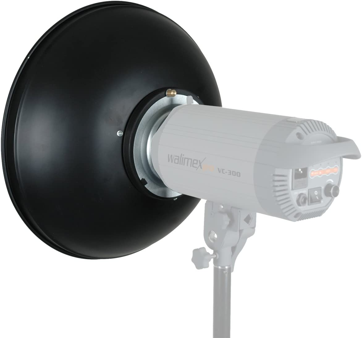 Walimex Beauty Dish Mit Universalanschluss Kamera