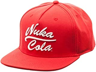 Fallout Nuka Cola Snapback Cap Apparel