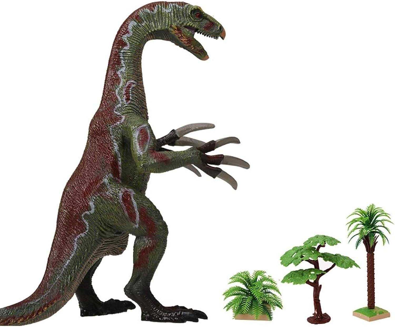Dinosaurierspielzeug der Kinder Jurassic Dinosaurier-Spielzeugmodell des wilden Tieres (Größe   4) B07L4VG16C Kindlich    Um Eine Hohe Bewunderung Gewinnen Und Ist Weit Verbreitet Trusted In-und
