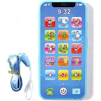 Yissma - Juguete para teléfono móvil, Juguete para niños: Amazon ...