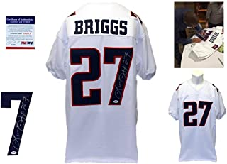 Lance Briggs Autographed Jersey - Arizona Wildcats Signed - PSA/DNA - White