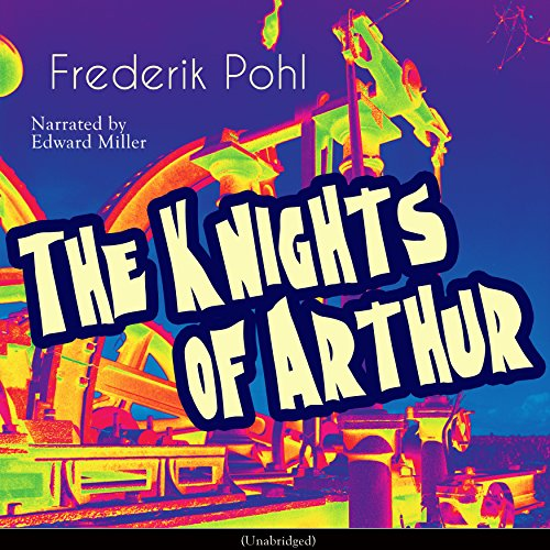 The Knights of Arthur audiobook cover art