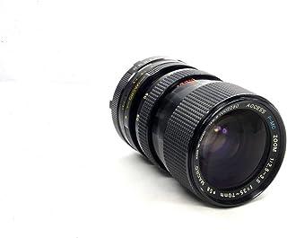 Access P-MC 35-70mm f/2.5-3.5 Minolta MD Manual Focus Lens