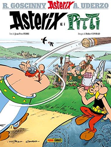 Asterix e i Pitti (Italian Edition)