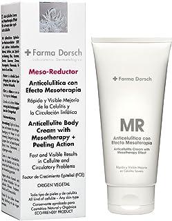 Farma Dorsch Meso-Reductor Crema Anticelulítica Reductora - 200 ml.