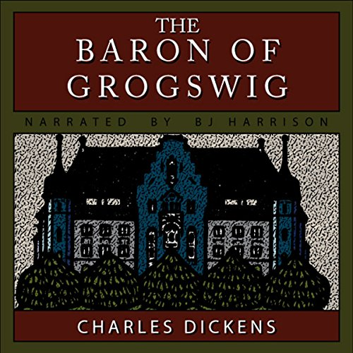 The Baron of Grogswig audiobook cover art