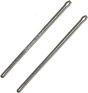 Masar 4 à 29mm Ø 0.8-0.9 - 1.0-1.1 - 1.2mm - Pins Goupilles Broches Fendues pour Bracelet de Montre – INOX 316L