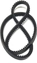 Pix Belt Made to FSP Specs for Grasshopper Belt # 381914, Cogged Belt, Raw Edge (Better Grip, Less wear)