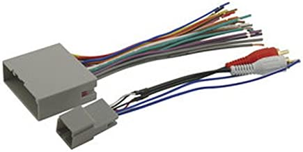 SCOSCHE FDK11B 2003-08 Ford Premium Sound or Audiophile; Power/Speaker and RCA to Sub Amp Input Connectors Wire Harness