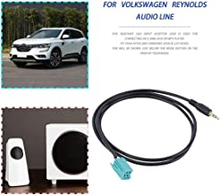 Micro-USB auf 3,5 mm Mini-ISO RCA Jack Kopfhörer-Kopfhörer-Kopfhörer Musik Audio Adapter-Anschlussbuchse Konverter-Kabel-Linie (Farbe: wie das Bild zeigt)