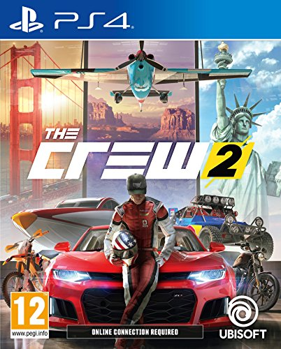 Ubisoft The Crew 2 PS4 Game