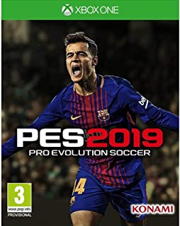 Pes 2019 Pro Evolution Soccer 2019 Xbox One