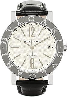 [ブルガリ] 腕時計 BVLGARI BB38WSLDAUTO ホワイト シルバー ブラック [並行輸入品]