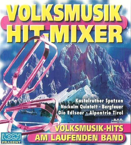 Nonstop Volksmusik Mixe