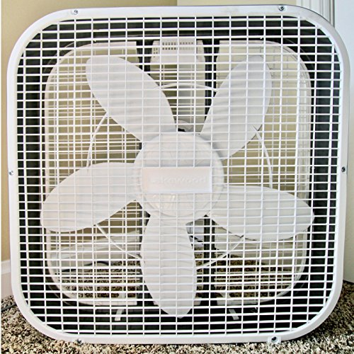 Large Box Fan and Dehumidifier Loopable Hour