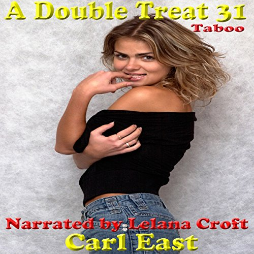A Double Treat 31 audiobook cover art