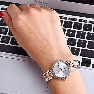 REBIRTH Fashion Casual Quartz Watch Life Water-resistant Luxury Watch Women Wristwatches Female Relogio Feminino