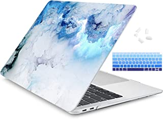 Dongle para el nuevo MacBook Air de 13 pulgadas, funda 2018, versión A1932, cubierta de cáscara dura y cristalina para Mac...