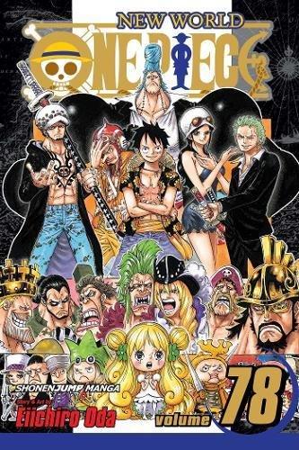 One Piece Volume 78