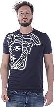 Versace Collection - Men'S T-Shirt V800683SVJ00438 BLU