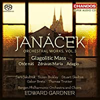 J?nacek: Orchestral Works, Vol. 3 by David Stewart (2016-05-04)