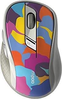 Rapoo Laser Mouse Wireless,Purple,M500