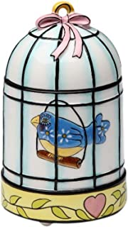 Appletree Design Flights of Fancy Bird Votive Candle Holder, 5-Inch Tall, Decorative and Functional