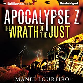 The Wrath of the Just audiobook cover art