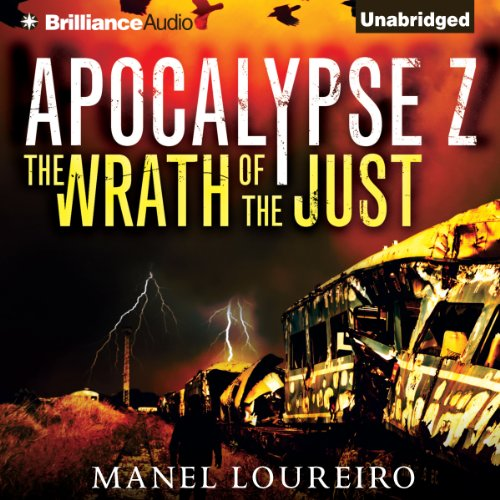 Couverture de The Wrath of the Just