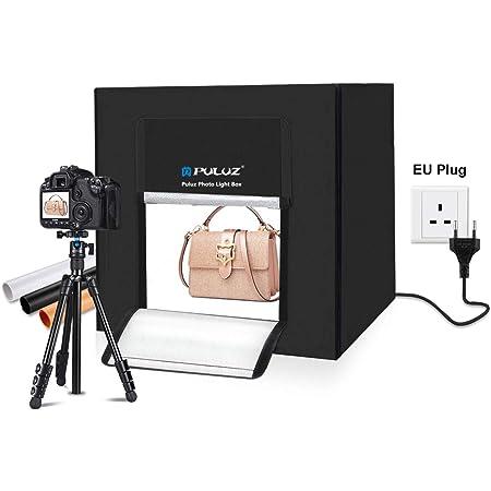 Puluz Foto Studio Leuchtkasten Tragbar 80 X 80 X 80 Cm Kamera