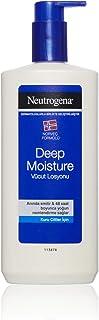 Neutrogena Deep Moisture Parfümlü Vücut Losyonu, 400 ml