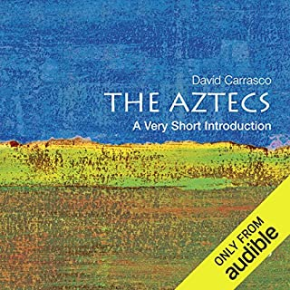 The Aztecs: A Very Short Introduction  cover art