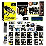KEYESTUDIO BBC Micro:bit 37 en 1 Kit de Inicio con Placa de Control para Microbit