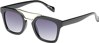 TFL Square Women's Sunglasses - 25353 Black - 45-15-140 mm