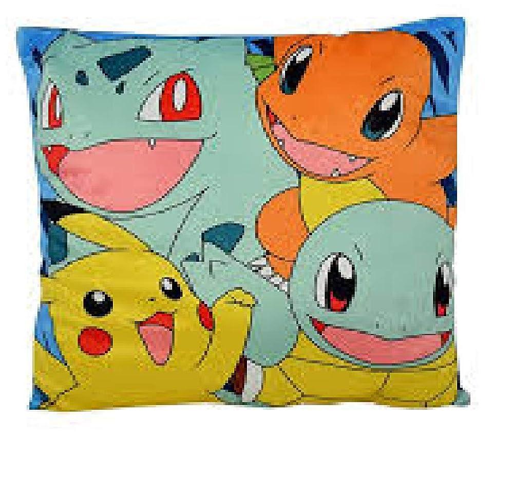 Pokemon Classic 2Pk Rectangular Plush Pillow Assorted -