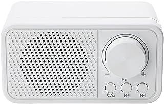 Bluetooth Speaker, 1200mah High Capacity Wireless Speaker, Portable Office Stereo Speaker, Fm Radio Receiver, Support Tf C...