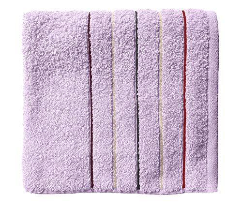 Santens Serviette de Toilette, Coton, Bruyere, 50x100 cm