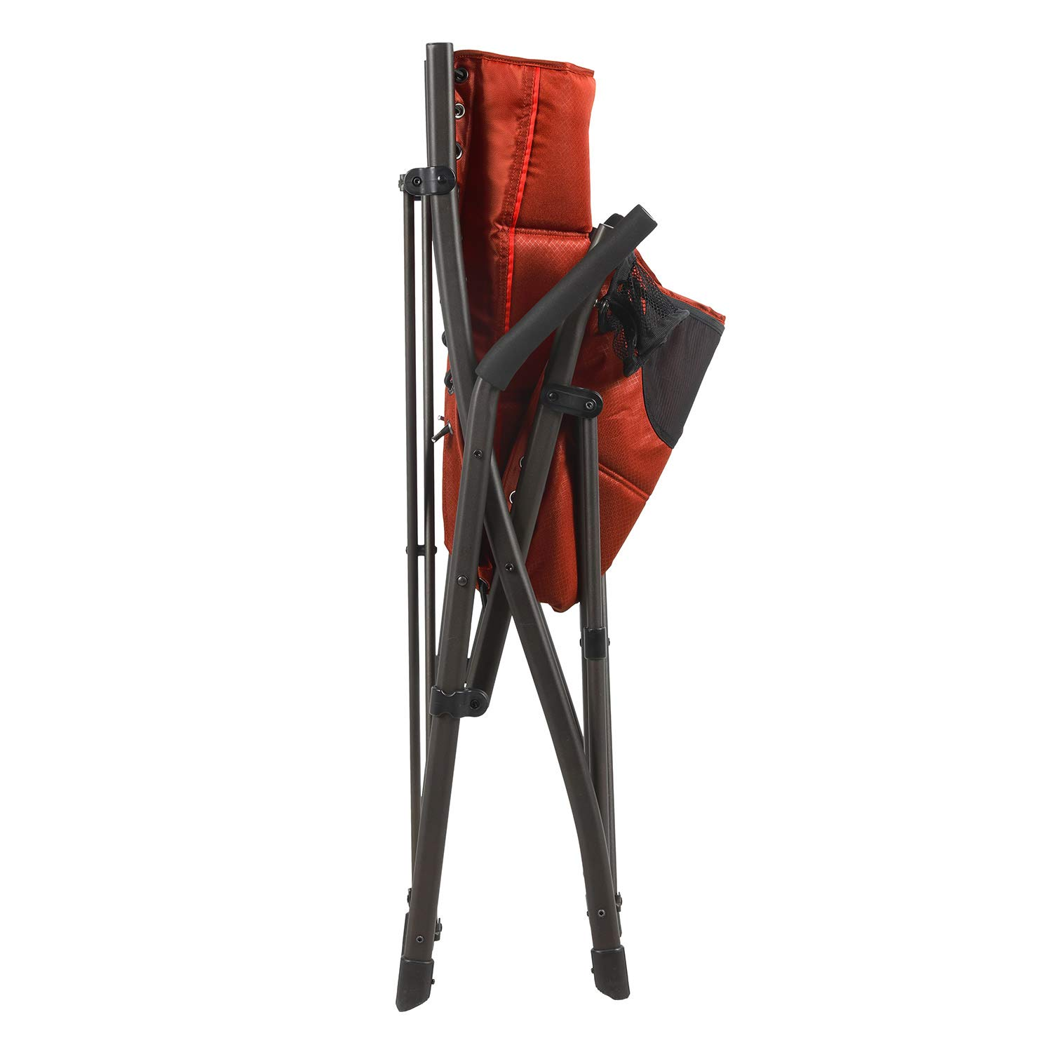 Timber Ridge Fraser Deluxe Bungee Chair, Red: Amazon.ae