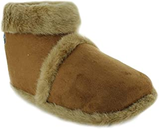 Coolers Chaussons bottines à fourrure pour homme Tailles 41-47