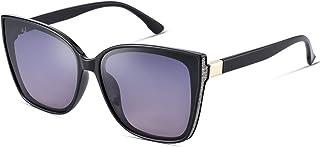 Mosanana 2020 Trendy Cat Eye Polarized Sunglasses for Women MS51911