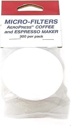 Filtro para Suporte para Filtrar Café AEROPRESS Cinza Transparente
