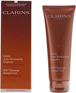 Clarins Self Tanning Instant Gel (Non Oily), 4.5 Ounce