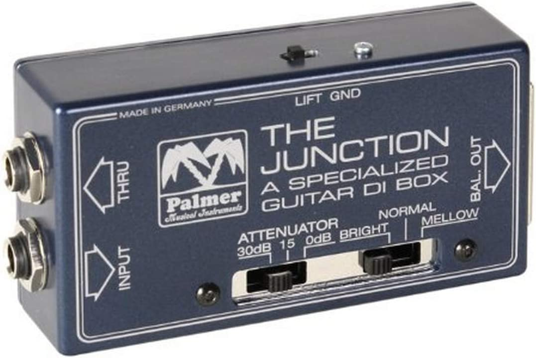 Palmer Audio PDI09 Credence We OFFer at cheap prices Interface