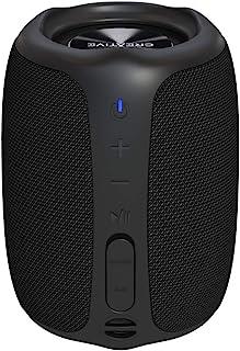 مكبر صوت بلوتوث محمول 5.0 من Creative Muvo Play، مقاوم للماء IPX7 للاستخدام في الهواء الطلق، عمر بطارية يصل إلى 10 ساعات، ...