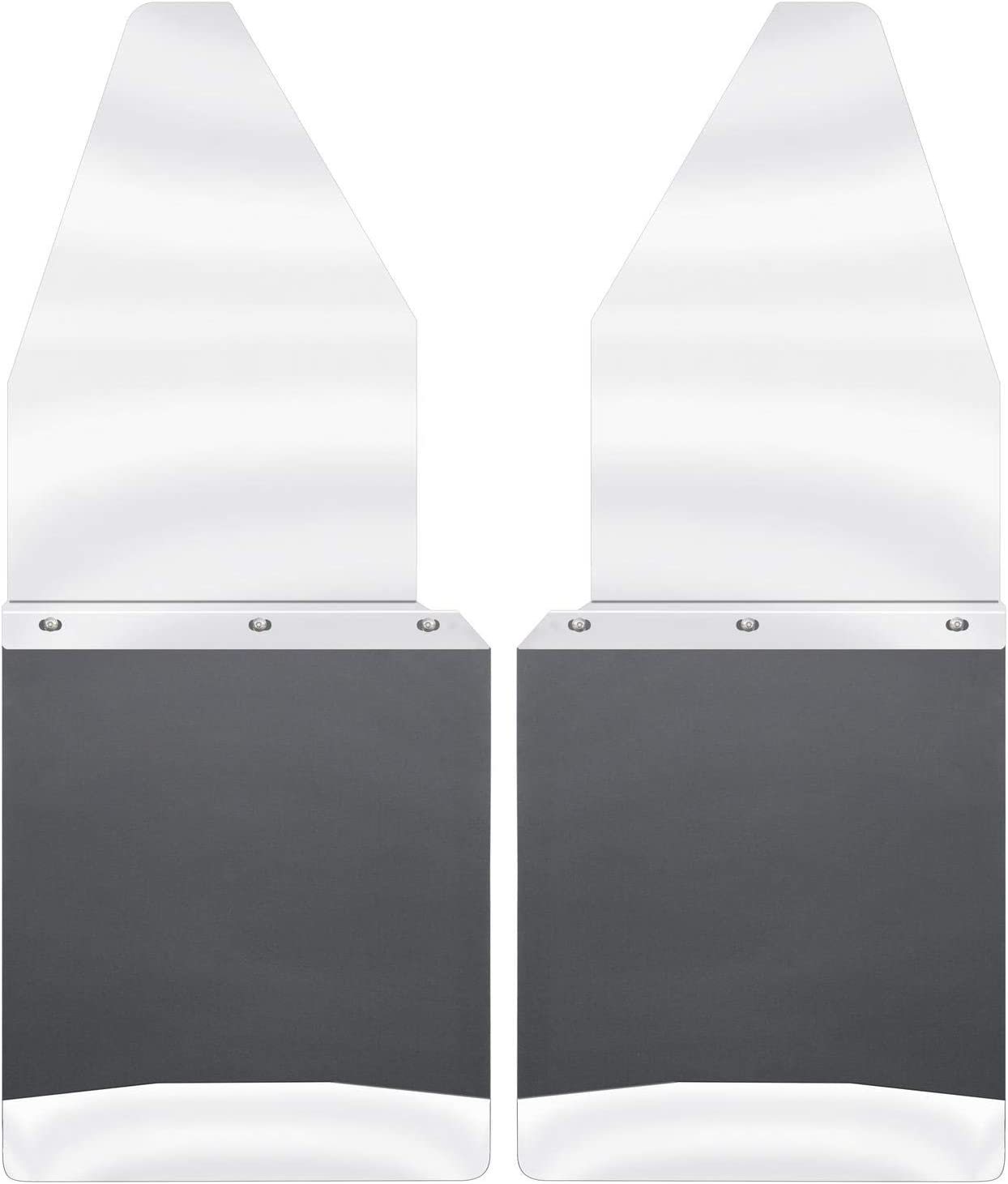 Husky Liners - 17099 Kick Max 80% OFF Back Mud F Detroit Mall 12IN Wide Top Flaps Wt SS