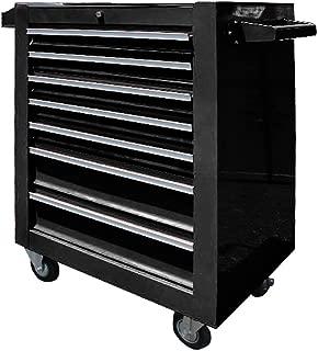 7段 キャスター付き ローラーキャビネット 工具箱 ツールボックス プロ仕様工具箱