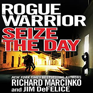 Rogue Warrior: Seize the Day cover art