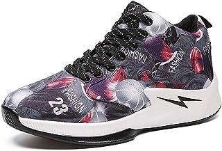 Basketbal schoenen Mannen hoge hulp lente en herfst sprotstudent non-slip dragen mannen sportschoenen